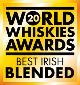 World's Best blended Irish Whiksey 2020