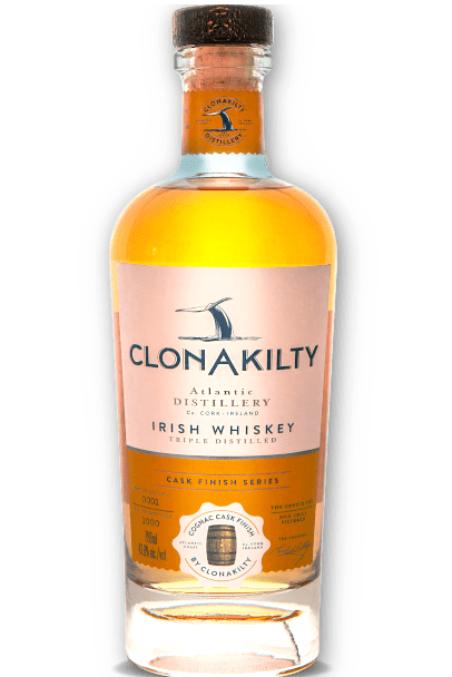 Clonakilty Cognac Cask Finish Irish Whiskey