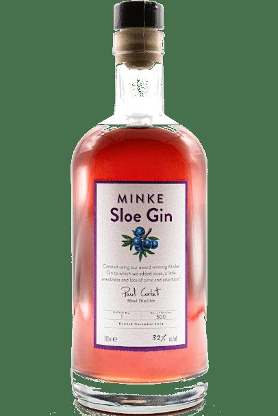 minke sloe gin