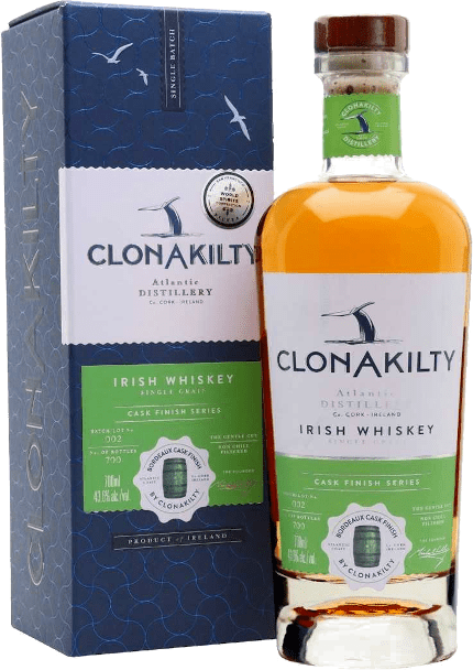 Clonakilty Distillery Single Grain Bordeaux