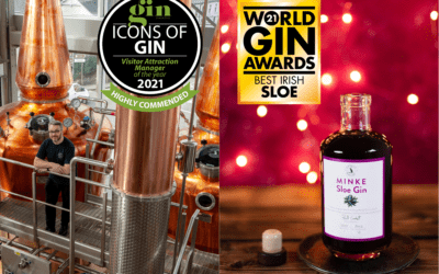 The awards keep coming for Clonakilty Distillery