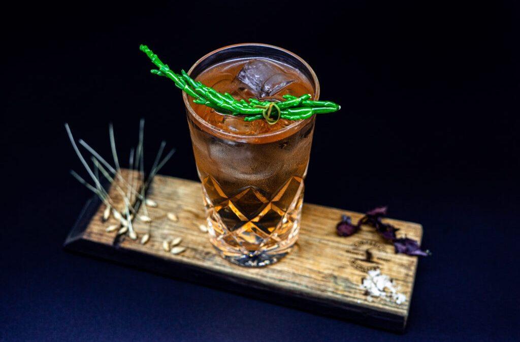 Wild Atlantic Whiskey cocktail
